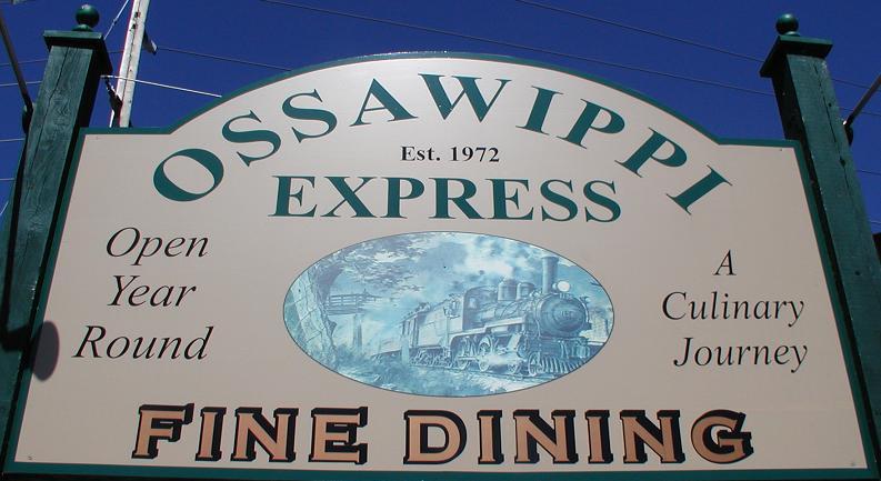 Ossawippi Signage